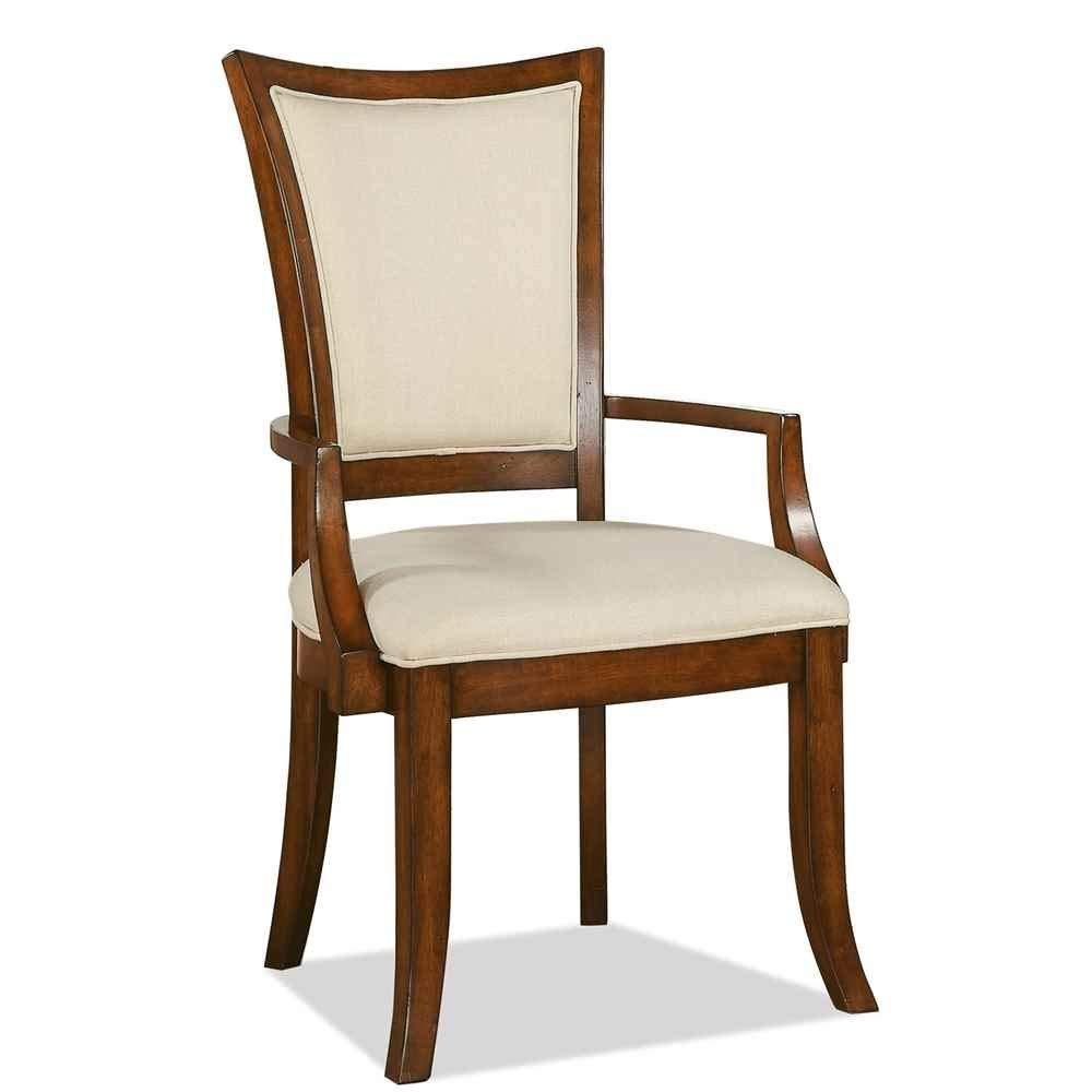Amazon com riverside furniture modern x back arm chair set of 2 chairs