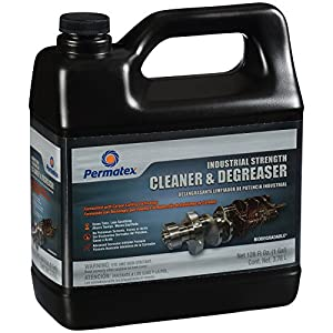 Permatex 12546 Industrial Strength Cleaner and Degreaser, 1 gallon, 1 Pack from Permatex