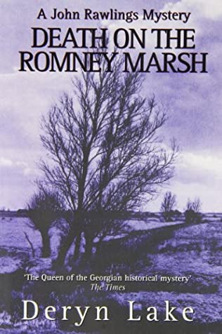 book cover of Death on the Romney Marsh