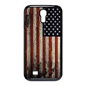 American Flag New Fashion DIY Phone Case for SamSung Galaxy S4 I9500,customized cover case ygtg-773922
