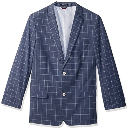 Tommy Hilfiger Big Boys' Blazer, Moody Blue, 12 by Tommy Hilfiger (Image #4)