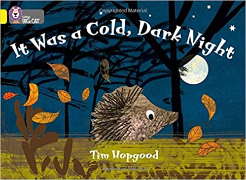 Image result for it was a cold dark night