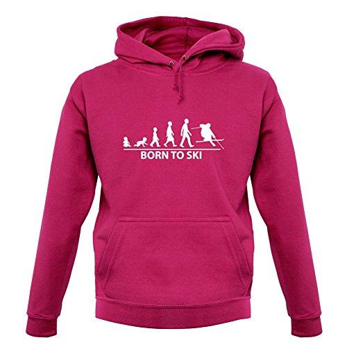 To Unisex Ski Sweat Dressdown 12 pull Born Foncé Couleur Rose 6xwZqp