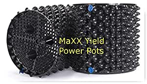 "Maxx Potencia de rendimiento ""("" 7 gallon equivalente Air raíz poda Flower Pot"
