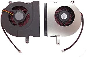 Laptop CPU Cooling Fan for Toshiba Satellite A200 A205 A210 A215 L205 M200 UDQFZZR29C1N 6033B0012401 DC5V 0.27A