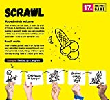 Scrawl: the Adult Party Game Where Innocent Doodles Turn Dirty