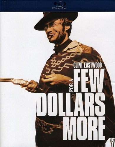 For a Few Dollars More Blu-ray (Man With No Name Trilogy Blu Ray)