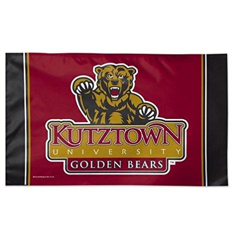 WinCraft Kutztown University Golden Bears Flag 3' x 5'
