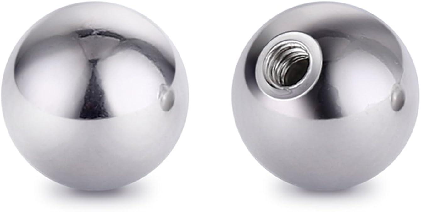 20 balas de acero bola balas almacén balas 4mm//4 mm