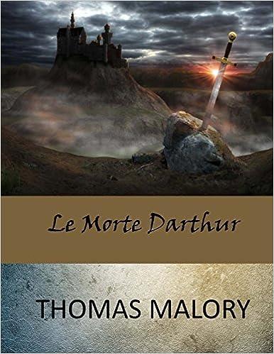 Book Le Morte Darthur