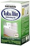 bathtub tile ideas Rust-Oleum Not Available 7861519 Tub and Tile Refinishing 2-Part Kit, Almond