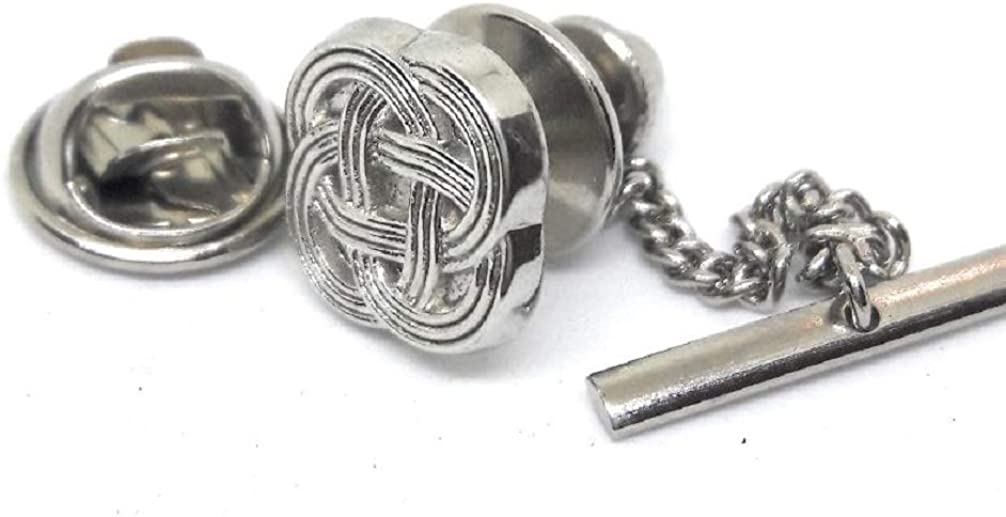 Menz Jewelry Accs Irish Knot TIE TACK Manufacturer Direct Pricing