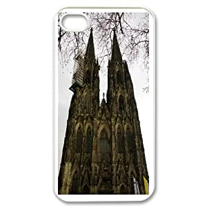 Custom Case Cologne Cathedral for iPhone 4,4S C2M6238762