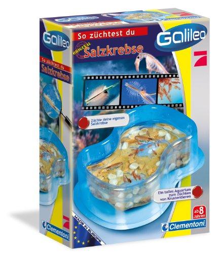 Clementoni 69937.7 - Galileo - Original Salzkrebse
