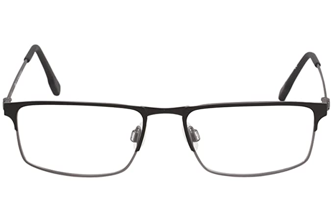 940ae14961 Eyeglasses FLEXON E 1075 001 BLACK GUNMETAL at Amazon Men s Clothing store