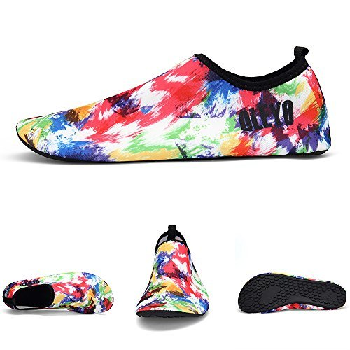 Water shoes quick dry shoes for men and women barefoot skin shoes beach water shoes for swim yoga surf VDSX003-U22-45/46