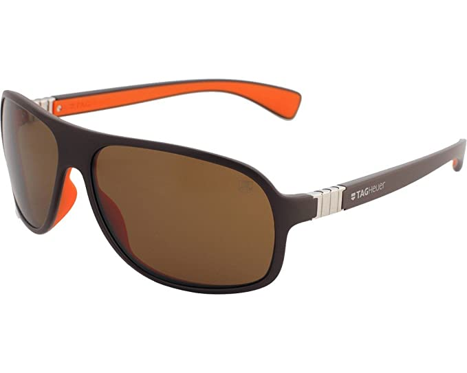 Tag Heuer 9303 Legend marrón/naranja marrón Outdoor marrón ...