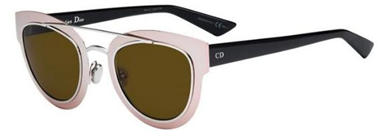 8609a8f65b Christian-Dior-CHROMIC RKU EC pink silver black brown Sunglasses   Amazon.ca  Clothing   Accessories