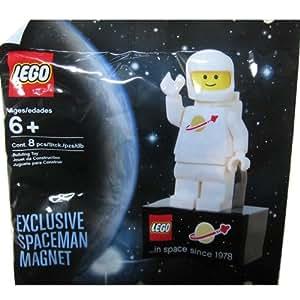 LEGO Minifigures - Figura magnética exclusiva de astronauta