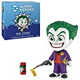 Funko Collectible Figure 5 Star: DC Comics-The Joker, Multicolor