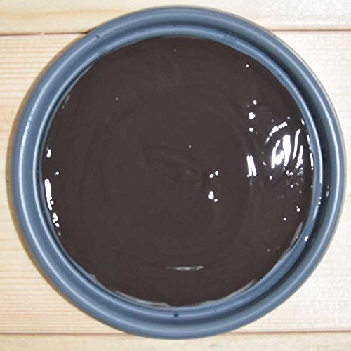 (Clay Paint -Non-Toxic, Low-Odor Paint for Painting Wood, Canvas, Fabric, Ceramic and Crafts by DIYArtinabox - Briarwood Brown -1)