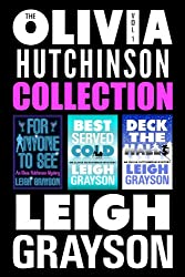 The Olivia Hutchinson Collection, Episodes 1-3 (Olivia Hutchinson Mysteries)