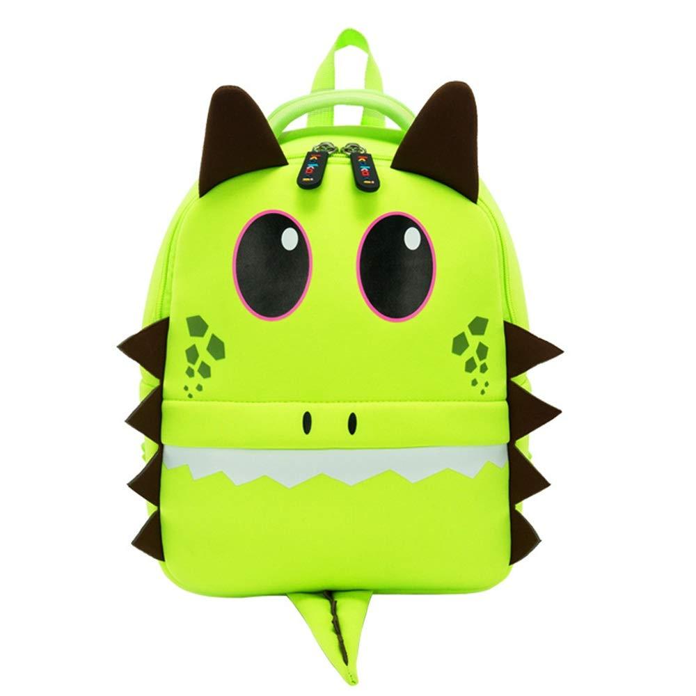Kindlov-BG Walking Safety Anti Lost Harness Backpack Kid/Baby Walking Safety Dinosaur Backpacks with Safety Leash for Children 2-8 Years Old Toddler Child Kid Strap Backpack Bag