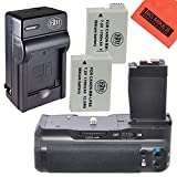 Battery Grip Kit for Canon Rebel T2i T3i - Best Reviews Guide