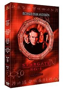 Stargate SG 1 (4ª temporada) [DVD]