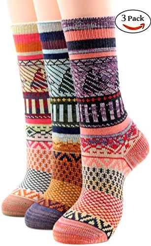 thin thermal socks for women - 9