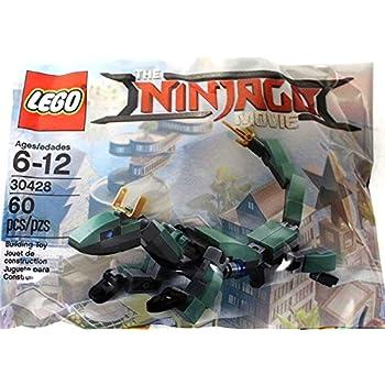 LEGO The Ninjago Movie 30428 Green Ninja Mech Dragon 60pcs Polybag MINI set