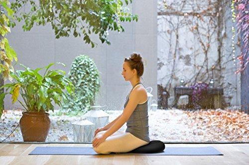 GSOTOA Coussin Yoga Coussin D'équilibre avec Pompe 35CM 34CM Proprioception Balance Training Stabilit Coussin pour…