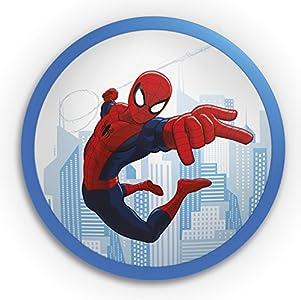 Philips Chambre Marvel Led Lighting Spiderman D Plafonnier 1lFK3JTc