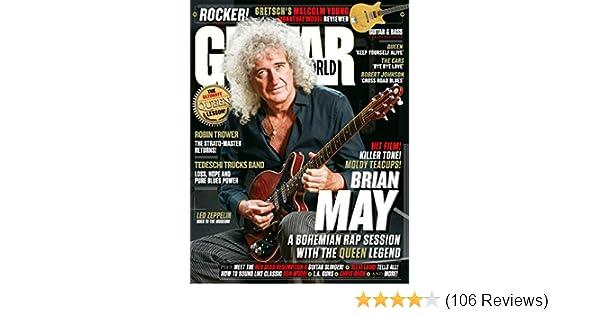 a73b7a55375 Guitar World (1-year)  Amazon.com  Magazines