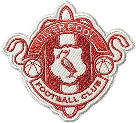 ToplineLuna /Écusson brod/é brod/é Liverpool LFC KOP This is Anfield Road Football Football