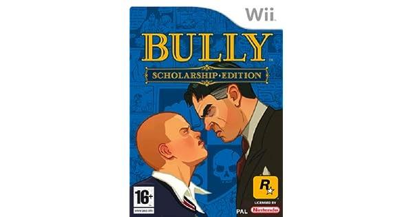 Rockstar Games Bully - Juego (Wii): Amazon.es: Videojuegos
