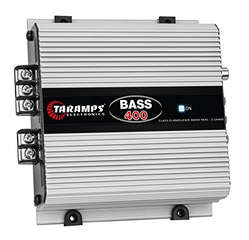 Taramp's BASS 400 2 Ohms 400 Watts Class D Full Range Mono Amplifier
