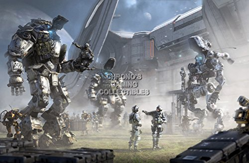 CGC Huge Poster - Titanfall XBOX ONE 360 - EXT430 (24