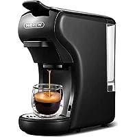 Multi-Function 3-1 Coffee Machine (Nespresso, Dolce Gusto and Ground Coffee) - HiBrew Coffee Machine