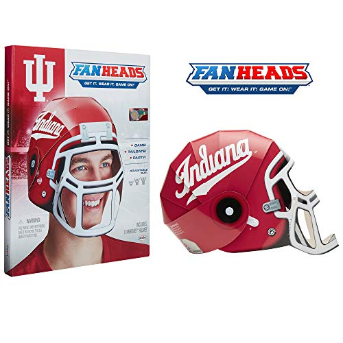 (Fan Heads - Indiana Hoosiers)