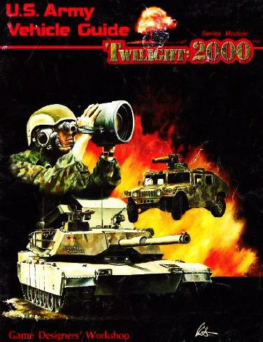 U. S. Army Vehicle Guide (Twilight : 2000)