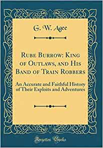 RUBE BURROWS