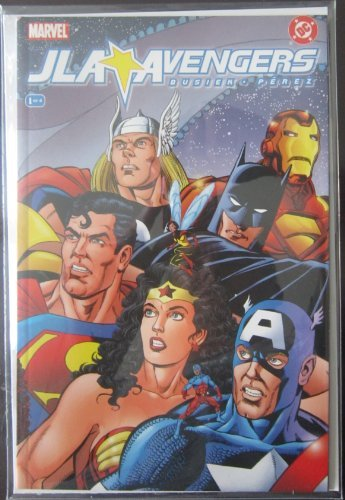 JLA / Avengers #1 : A Journey Into Mystery (DC - Marvel Comics) (Wolverine Vs Spiderman Vs Hulk Vs Batman)