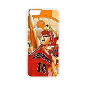 Slam Dunk iPhone 6 4.7 Inch Cell Phone Case White MUS9185577
