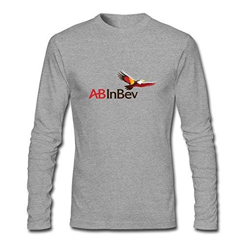 juxing-mens-ab-inbev-logo-long-sleeve-t-shirt