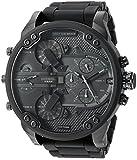 Diesel Analog Black Dial Men's Watch-DZ7396