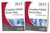 Complete Global Service Data for Orthopaedic Surgery, American Academy of Orthopaedic Surgeons, 1625522819