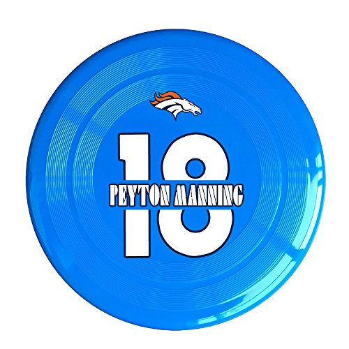 SYYFB Unisex Peyton 18# Manning Football Player Outdoor Game Frisbee Light Up Flying - Sunglasses The Book Of Eli