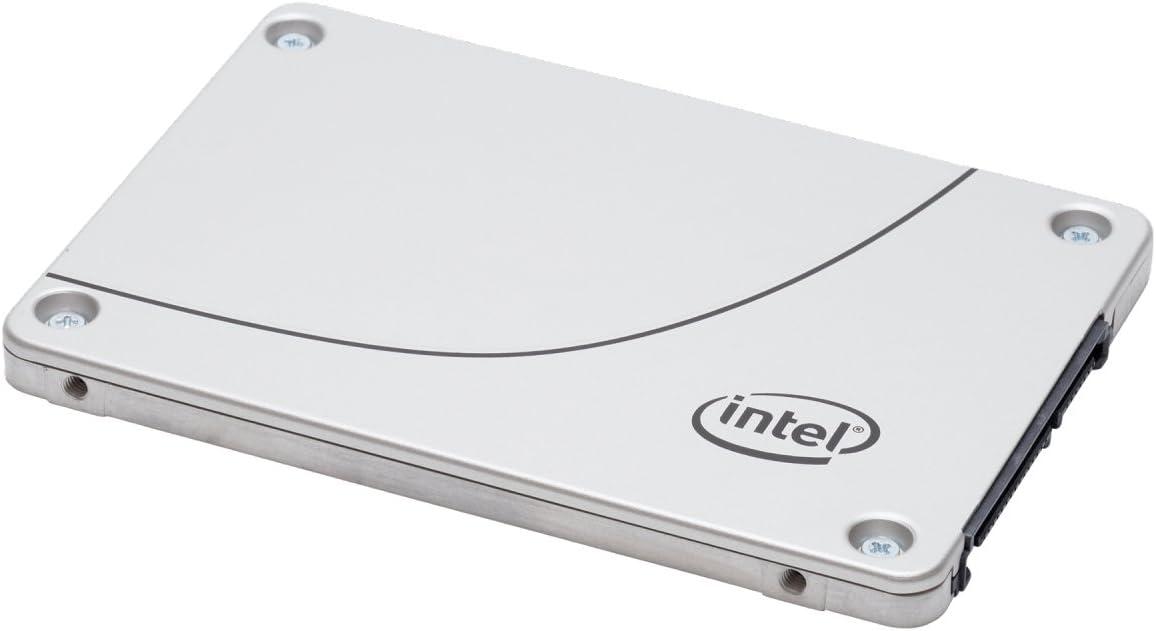 Intel SSDSC2KG480G701 SSD DC S4600 Series (480GB 2.5in SATA 6Gb/s 3D1 TLC) Generic Single Pack