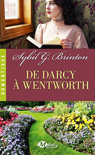 De Darcy à Wentworth (ROMANTIQUE) (French Edition) by [Brinton, Sybil G.]